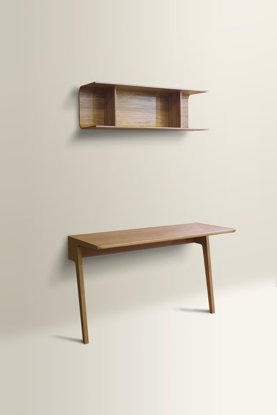 Desk & Shelf · image 1