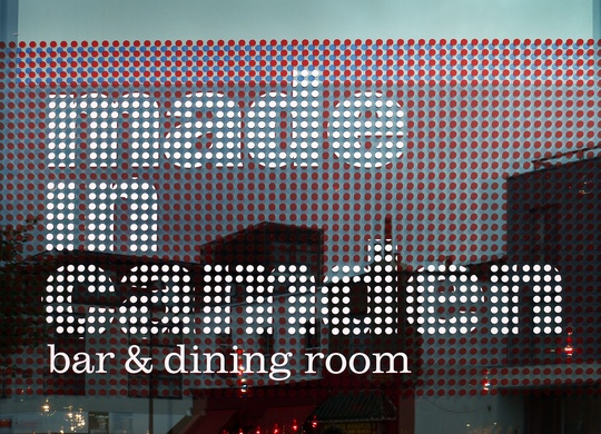 Made in Camden bar and dining room · image 2