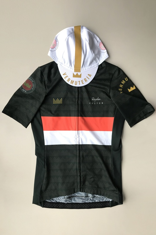 Rapha Custom Cycling Jersey · image 13