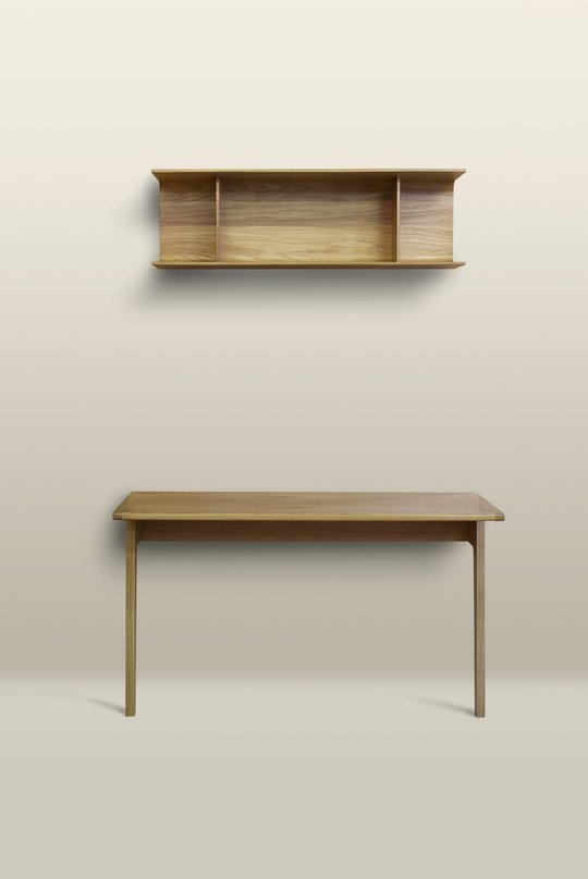 Desk & Shelf · image 2