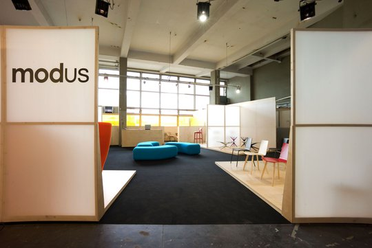 Modus stand at LDF · image 1