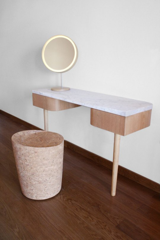 Dressing Table / Mirror / Stool · image 1