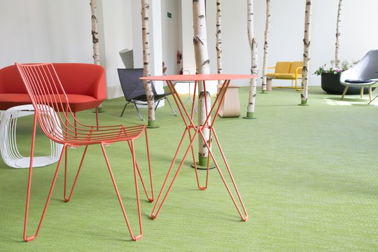 Scandinavian Mid Summer Café and event space at the Habitat Platform Gallery  · image 4