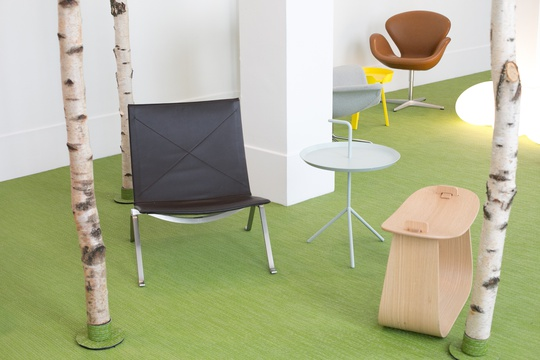 Scandinavian Mid Summer Café and event space at the Habitat Platform Gallery  · image 5