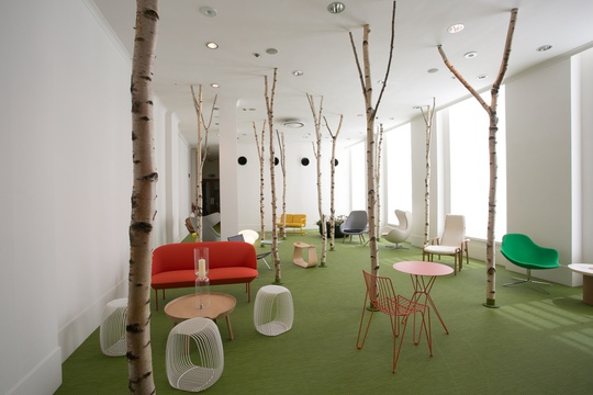 Scandinavian Mid Summer Café and event space at the Habitat Platform Gallery  · image 2