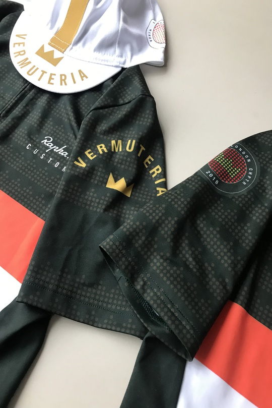 Rapha Custom Cycling Jersey · image 16