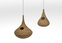 Spin Pendant Lamps