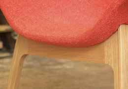 Oyster Chair Wood