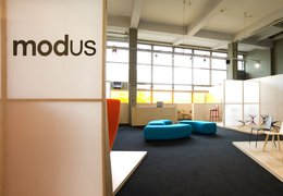 Modus stand at LDF