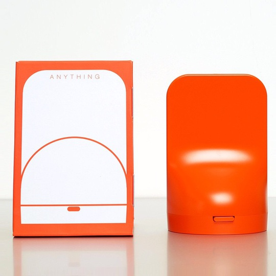 A N Y T H I N G - alarm clock... #packaging #tbt #anything #anythingdesign #stationery #Japan #michaelsodeau #michaelsodeaustudio #reddotaward #simplicity #clock #alarmclock #desktoparchitecture #design #modern #2009