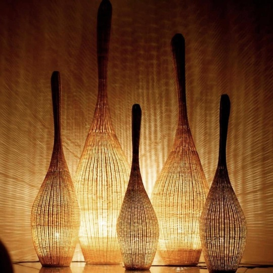Bolla lights designed for Gervasoni launched in 1999... 📷 @gervasoni1882 #regram #gervasoni #rattan #warmlight #design #handmade #artisan #woven #simplicity #modern #light #lighting #italy #michaelsodeau #michaelsodeaustudio #1999